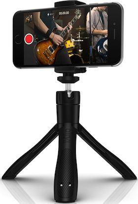 IK Multimedia・アイケーマルチメディア / iKlip Grip / ipad iphon スマートフォン/デジタルカメラ用ビデオスタンド