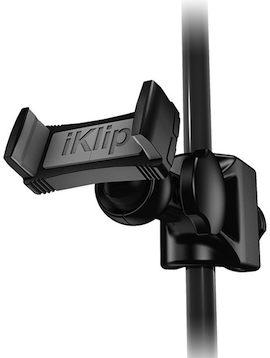 IK Multimedia・アイケーマルチメディア / iKlip Xpand Mini iphone スマートフォン タブレット iPad/ipad mini対応マイクスタンド用ホルダー