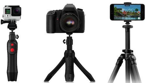 IK Multimedia・アイケーマルチメディア / iKlip Grip Pro iPhone スマートフォン用多目的ビデオスタンド