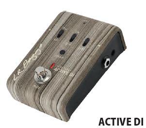 LR Baggs エルアールバッグス / ALIGN Acoustic Pedals ACTIVE DI(アクティブDI ミュート付アクティブDI)