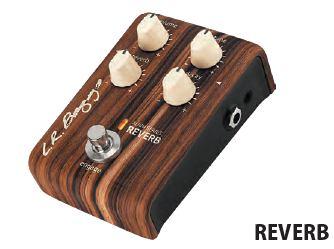 LR Baggs エルアールバッグス / ALIGN Acoustic Pedals REVERB(リバーブ アコースティック用リバーブ)