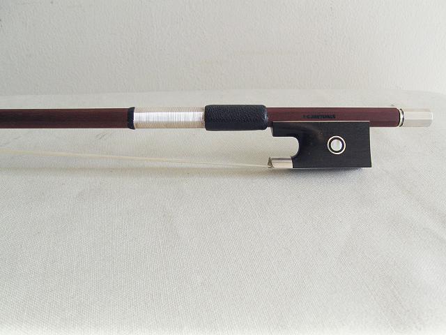 FINKEL フィンケル / NO.160 F.C.NEUVEVILLE 3/4~1/4 分数サイズ用 バイオリン用弓【smtb-tk】