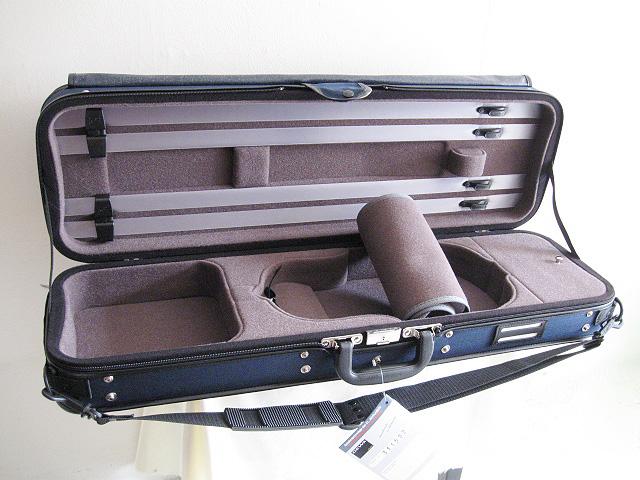 GEWA ゲバ / Strato Super Light Weight ネイビー・カラー 4/4サイズ用 バイオリン用ケース【smtb-tk】