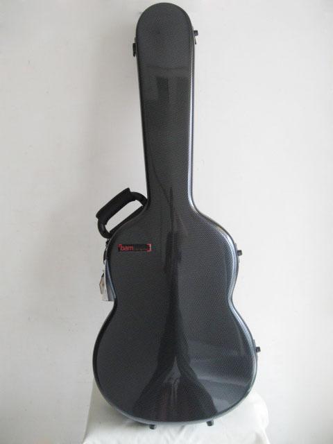 正規輸入品!BAM バム / 8002XLC Carbon Black・Classical Guitar Cases クラシックギター用ケース【smtb-tk】