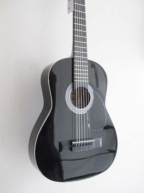 決算在庫処分品!Sepia Crue セピアクルー W50/BK ブラック アコースティックミニギター【smtb-tk】