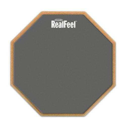 【ドラム練習グッズ】 EVANS・エヴァンス / RF6GM RealFeel 6