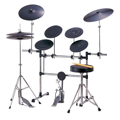 【ドラム練習グッズ】 MAXTONE・マックストーン / MX-568A トレーニングドラムセット