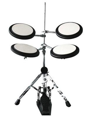 【ドラム練習グッズ】 MAXTONE・マックストーン / TD-5SPE トレーニングドラムセット