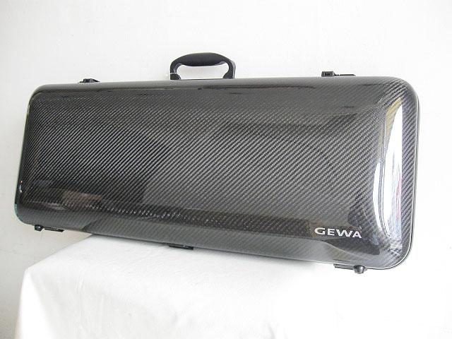 GEWA ゲバ / Viola case Idea 2.6 カーボンブラック ビオラ用ケース【smtb-tk】