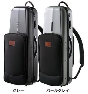 GL CASES / GLK-T (S)グレー テナーサックスケース【smtb-tk】