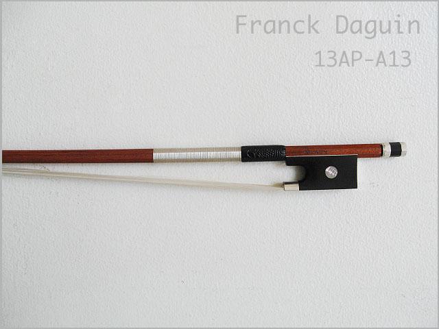 Franck Daguin・フランク ダガン / 13AP-A13 4/4サイズ用 バイオリン用弓【smtb-tk】