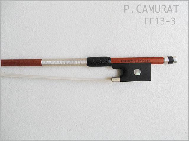 Pascal Camurat・パスカル・カムーラ / FE13-3 ・4/4サイズ用 バイオリン用弓【smtb-tk】