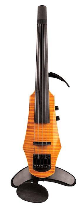 送料無料!NS DESIGN・エヌエスデザイン / WAV5 Amberburst 5弦エレクトリックバイオリン【smtb-tk】