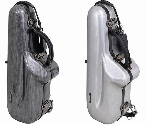 OMEBAIGE・オメベージ / AS-SMT アルトサックス用ケース ポリカーボネイト製 高耐久軽量ケース