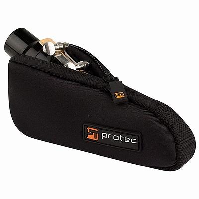 楽器ケースメーカーのジッパー付きマウスピースポーチです PROTEC ブランド激安セール会場 プロテック N-275 N-275RX テナーサックス 新品 1本用 ブラック レッド チューバ用 マウスピースポーチ