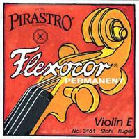 Pirastro ピラストロ / Flexocor Permanent フレクソコア パーマネント バイオリン弦 E線スチール 4/4サイズ用Set弦【smtb-tk】
