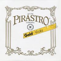 ★ Pirastro ピラストロ / GOLD ゴールド(ビオラ弦 ADGCセット)【smtb-tk】