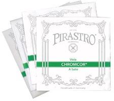 ★ Pirastro ピラストロ / CHROMCOR クロムコア(ビオラ弦 ADGCセット)【smtb-tk】
