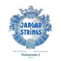 JARGAR ヤーガー/ チェロ用弦(A線524-1、D線524-2、G線524-3、C線524-4)【smtb-tk】
