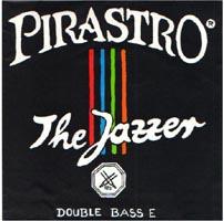 ★ Pirastro ピラストロ / The Jazzer ジャザー(コントラバス用 5弦セットGDAEH5)