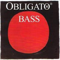 ★ Pirastro ピラストロ / OBLIGATO オブリガート オーケストラチューニング (コントラバス弦セット G1、D2、A3、E4)【smtb-tk】