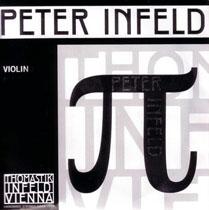 Thomastik-Infeld トマスティーク / PETER INFELD ピーター インフェルド バイオリン弦 4/4サイズ用Set弦【smtb-tk】
