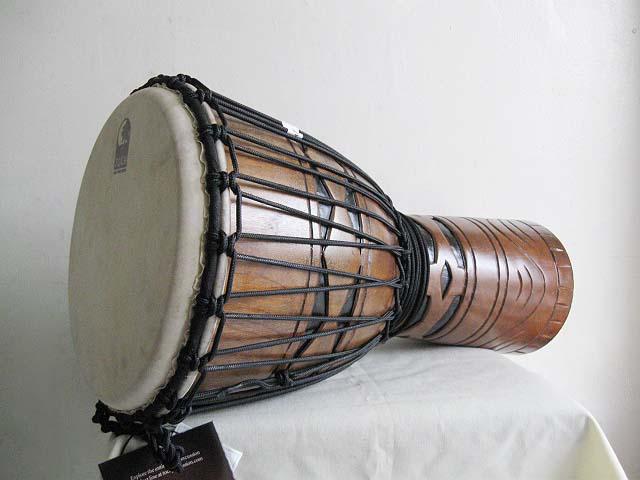 ★ TOCA トカ / Origins Wood Djembes African Mask Finish TODJ-12AM ジャンベ 12インチ 【smtb-tk】