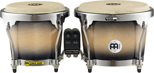 人気!MEINL・マイネル / MB400・RADIAL PLY CONSTRUCTION ボンゴ BLACK MAPLE BURST【smtb-tk】