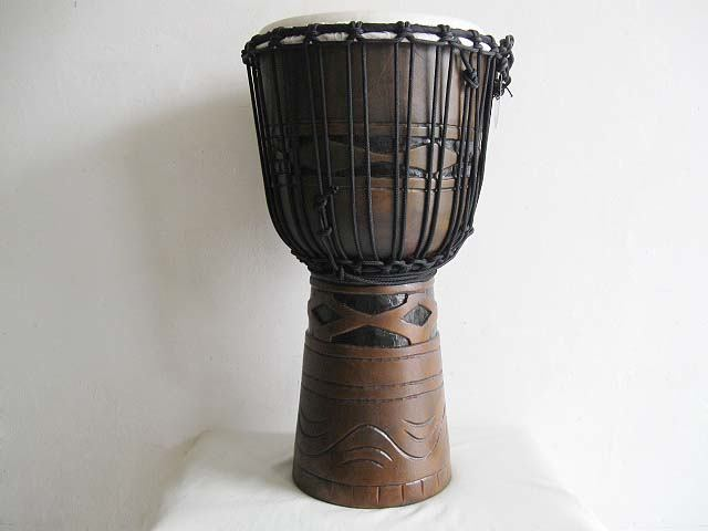 ★ TOCA トカ / Origins Wood Djembes African Mask Finish TODJ-10AM ジャンベ 10インチ 【smtb-tk】