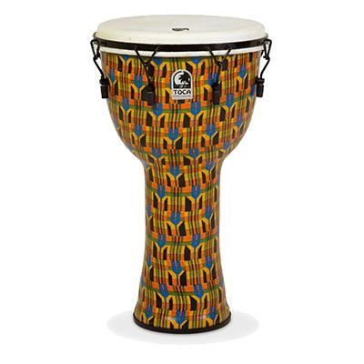 ★ TOCA トカ / Freestyle Mechanically Tuned Djembe 14