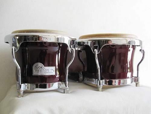 TOCA トカ/ Custom Custom Deluxe (DW) Wood/ Bongos 4600 (DW) ボンゴ【smtb-tk】, WEBUP:dac584a9 --- officewill.xsrv.jp