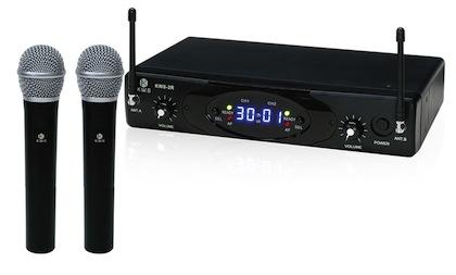 KWS-2H/H キクタニミュージック(ワイヤレスシステム)【smtb-tk】