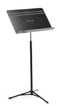 永久保証!! MANHASSET マンハセット / M52 Voyager Stand ボイジャースタンド (ブラック) 譜面台