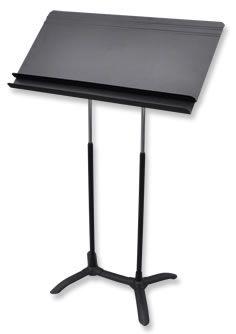 ◆ 永久保証!! MANHASSET マンハセット / M54 Regal Conductor's Stand リーガル・コンダクターズ (ブラック) 譜面台