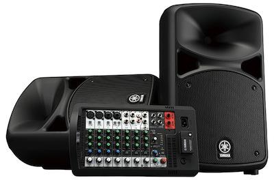 Bluetooth対応 ポータブルPA システム!YAMAHA ヤマハ / STAGEPAS 600BT・ステージパス 600BT(ポータブルPA)【smtb-tk】