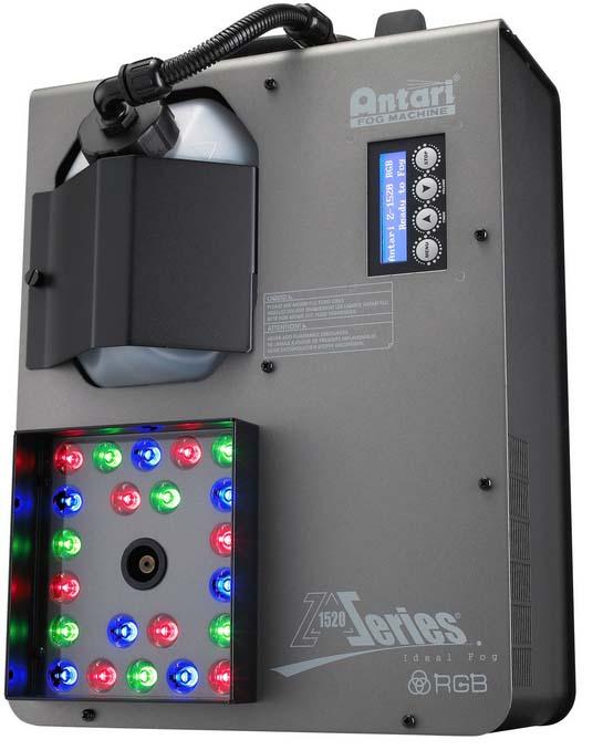 ☆ 【国内正規代理店品】ANTARI アンタリ / Z-1520RGB LED搭載型・スモークマシーン【smtb-tk】