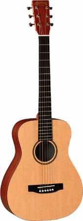 ★Martin マーティン / Little Martin Series LXME リトルマーティン アコースティックミニギター【smtb-tk】