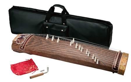 【 和楽器ランキング1位受賞店!】人気・和楽器!全音・ゼンオン zen-on / 文化箏 響・学校教育用