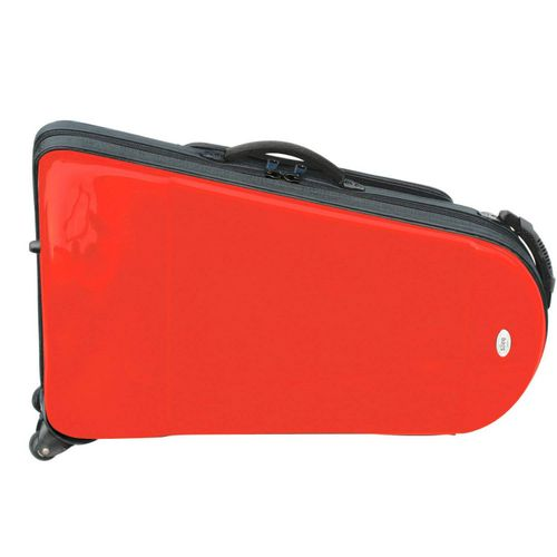 ★ bags・バッグスケース / EFBE RED ユーフォニアム用ファイバーケース 【smtb-tk】
