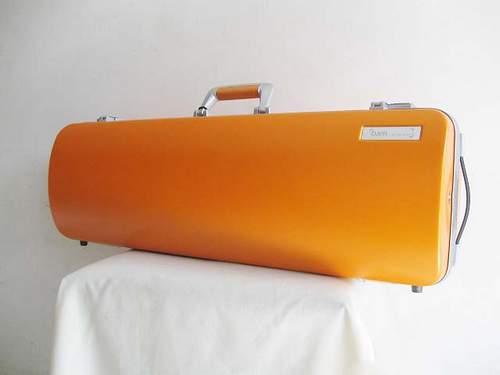 ☆ BAM バム / La Deffense Violin Hightech Oblong Orange DEF2001XLO バイオリン用ケース【smtb-tk】