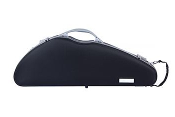 高密度ウレタンフォームを使用した内装、そして機能性の高いケースです!【clcsvab】【nw】 ☆ BAM バム / VIOLIN HIGTECH Slim Panther PANT2000XLN Black バイオリン用ケース 【smtb-tk】