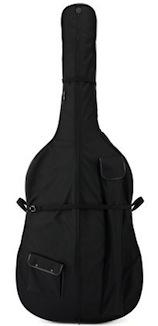 TOYO 東洋楽器 / コントラバス用バッグ・ブラックカラー コントラバス用ケース 海外製【smtb-tk】