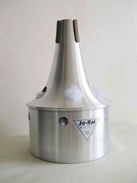 JO-RAL・ジョーラル / TRB8 テナートロンボーン用バケットミュート オールアルミ