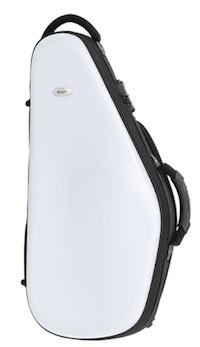 ★ 送料無料!bags・バッグスケース / EVOLUTION ALTO SAX EFAS White アルトサックス用ハードケース【smtb-tk】