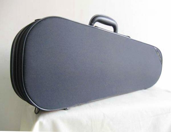 ロッコーマン ロッコーマン SuperLight・スーパーライト Carry On On Carry 三角バイオリンキャリーオンケース ブラック 4/4サイズ用【smtb-tk】, 欧菓子 KUTSUMI:eb94cf9a --- officewill.xsrv.jp