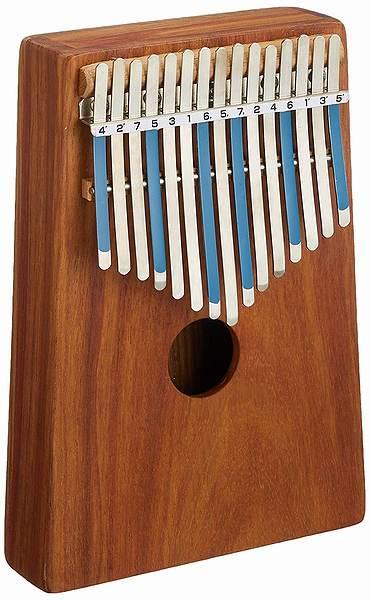 Huge Tracey・ヒュートレイシー / ALTO アルト KALIMBA カリンバ 民族楽器 アフリカ楽器 15音 C調またはG調