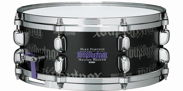 TAMA・タマ / MP1455BU Mike Portnoy マイク・ポートノイ Signature Model スネアドラム 14