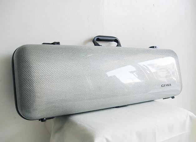 ☆ ゲバ GEWA ゲバ 2.0/ IDEA 2.0/ イデア 2.0 バイオリン用ケース シルバーカラー【smtb-tk】, 湯もみの鉄人:24b8ecc8 --- officewill.xsrv.jp