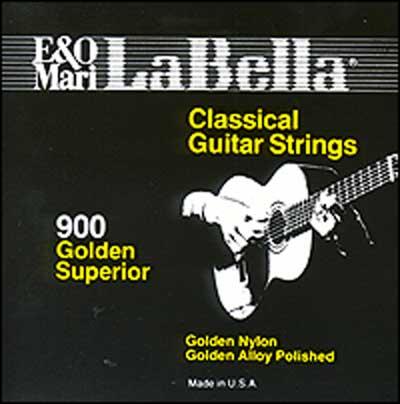【60% OFF 旧パッケージ特価】La Bella ラベラ / 900B(クラシックギター弦 1箱)