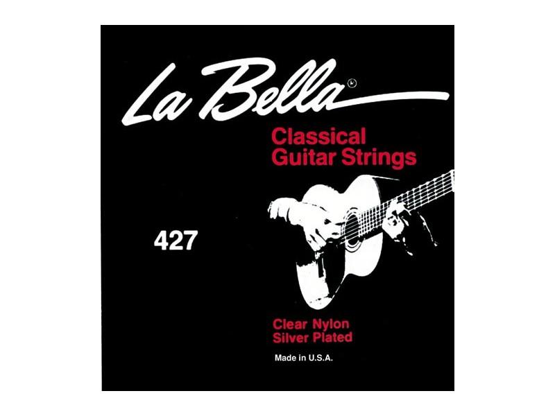 【60% OFF 旧パッケージ特価】La Bella ラベラ / 427(クラシックギター弦 1箱)